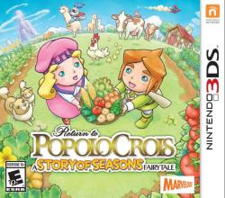 Marvelous Entertainment Return to PopoloCrois A Story of Seasons Fairytale (3DS)