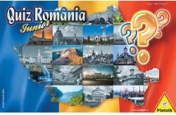 Piatnik Quiz Romania Junior