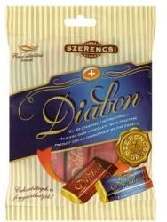 SZERENCSI Diabon tej- és étcsokoládé fruktózzal (80g)