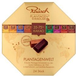 Rausch Csokoládé válogatás 160g