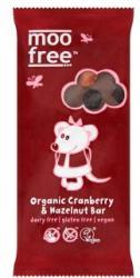 Moo Free Tejmentes áfonyás-mogyorós csokoládé (100g)