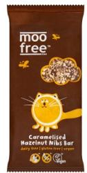 Moo Free Tejmentes karamellizált mogyorós csokoládé (100g)