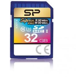 Silicon Power SDHC Superior 32GB UHS-I U3 SP032GBSDHCU3V10
