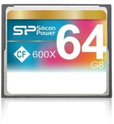 Silicon Power Compact Flash 64GB 600x SP064GBCFC600V100