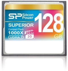 Silicon Power Compact Flash 128GB 1000X SP128GBCFC1K0V10