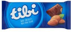 tibi Marcipánkrémes étcsokoládé (90g)