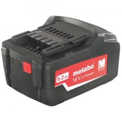 Metabo 10.8V 5.2Ah Li-Ion (625597000)