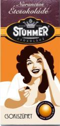 Stühmer Diabetikus narancsos étcsokoládé (100g)