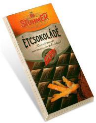 Stühmer Narancsos étcsokoládé (100g)