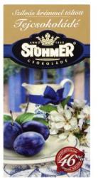 Stühmer Tejcsokoládé szilvás krémmel (100g)