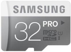 Samsung SDHC Pro 32GB Class 10 UHS-1 MB-MG32D