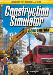 Astragon Construction Simulator [Gold Edition] (PC)