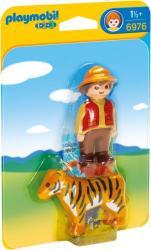 Playmobil 1.2.3. Vadász tigrissel (6976)