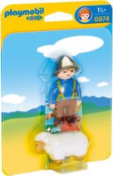 Playmobil 1.2.3. Pásztor és juh (6974)