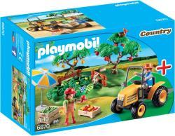 Playmobil Country - Gyümölcsszedés  (6870)