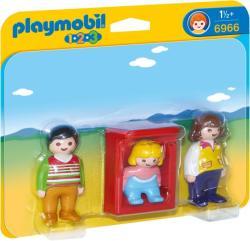 Playmobil 1.2.3. Szülők kisággyal (6966)