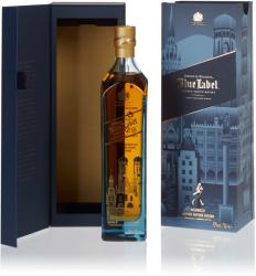 Johnnie Walker Blue Label Münich Edition Whiskey 0,7L 40%