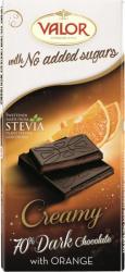 Valor Diabetikus étcsokoládé narancsos töltelékkel (150g)