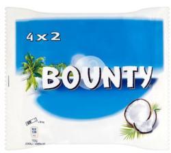 Bounty Kókuszos tejcsokoládé szelet (4x57g)