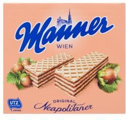 Manner Mogyorós ostyaszelet (75g)