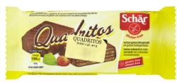 Schär Quadritos gluténmentes ostya (40g)