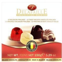 Delafaille Töltött csokoládé desszert válogatás (150g)