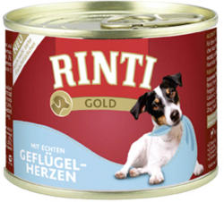 RINTI Gold - Poultry hearts 185g