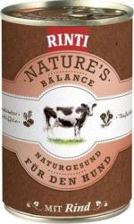 RINTI Nature's Balance - Beef & Potato 400g