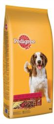 Pedigree Beef & Poultry 15kg