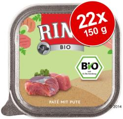 RINTI Bio - Turkey 22x150g