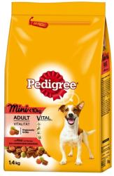 Pedigree Mini Beef & Vegetables 12kg