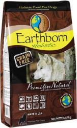 Earthborn Holistic Primitive Natural (Grain Free) 2,5kg