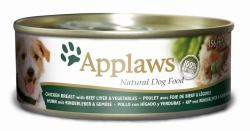 Applaws Chicken, Beef Liver & Vegetables 156g