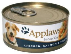 Applaws Chicken, Salmon, Vegetables & Trout 156g