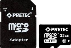 Pretec microSDHC 32GB Class 10 PC10MC32G