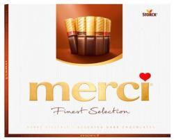 merci Finest Selection 4 féle étcsokoládéval 250g