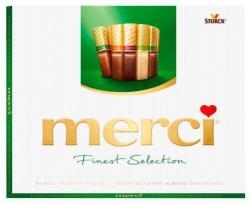 merci Finest Selection 4 féle mandulás csokoládéval 250g