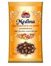 Kalifa Medina tejcsokoládés mandula drazsé 60g