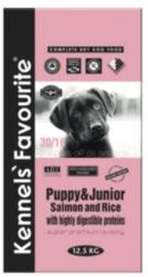Kennels' Favourite Puppy & Junior - Salmon & Rice 20kg