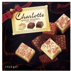 Charlotte vegyes desszert 112g