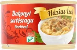 Házias Ízek Bakonyi sertésragu tésztával (400g)