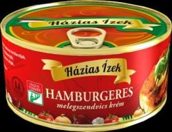 Házias Ízek Hamburgeres melegszendvics krém (290g)