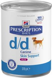 Hill's PD Canine d/d - Duck 12x370g