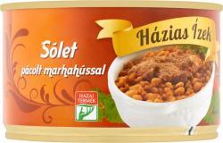 Házias Ízek Sólet pácolt marhahússal (400g)