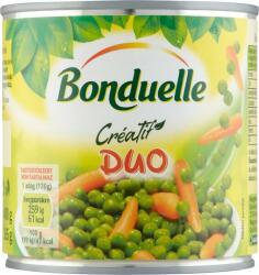 Bonduelle Créatif Duo zöldborsó-bébirépa (400g)