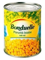 Bonduelle Csemegekukorica (340g)