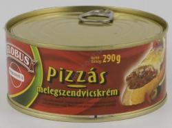 GLOBUS Pizzás melegszendvicskrém (290g)