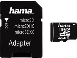 Hama microSDHC 32GB Class 6 104381
