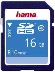 Hama SDHC 16GB Class 4 90803