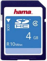 Hama SDHC 4GB Class 4 90801